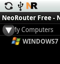 neorouter-on-droid-x